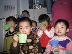 Water project voor migrant scholen -