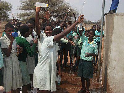 Brunapeg water & voorzieningen