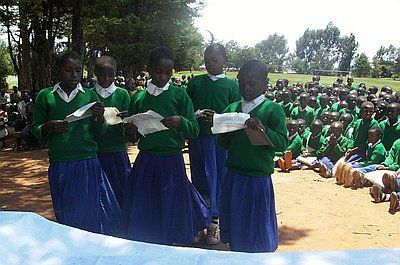 Sanitair School Program