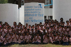 Drinkwater school Ban Nalau