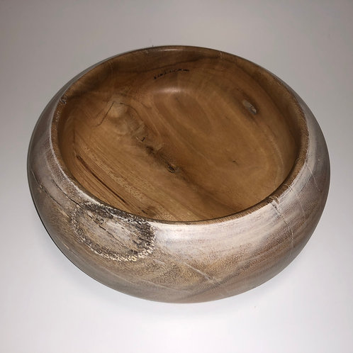 White Wash Spotted Gum Bowl