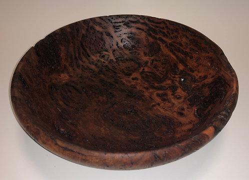 Ironbark Burl Bowl