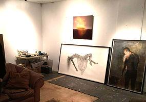 Rent art studio