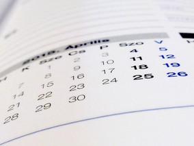 Agenda da Sajama - 18 a 23 de novembro