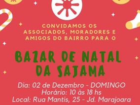 BAZAR DE NATAL DA SAJAMA