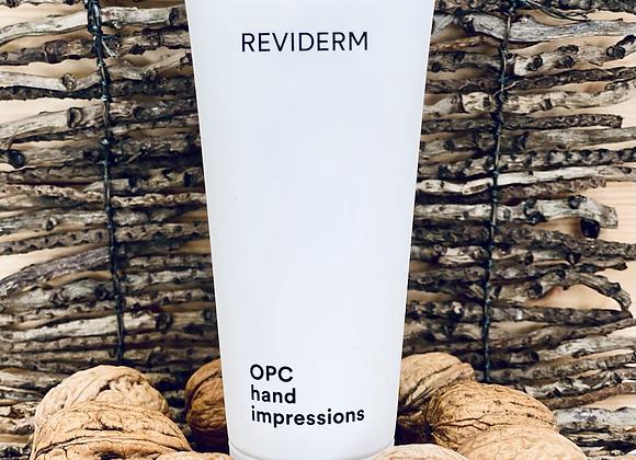 OPC hand  impressions