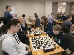 Шахматы. Омск