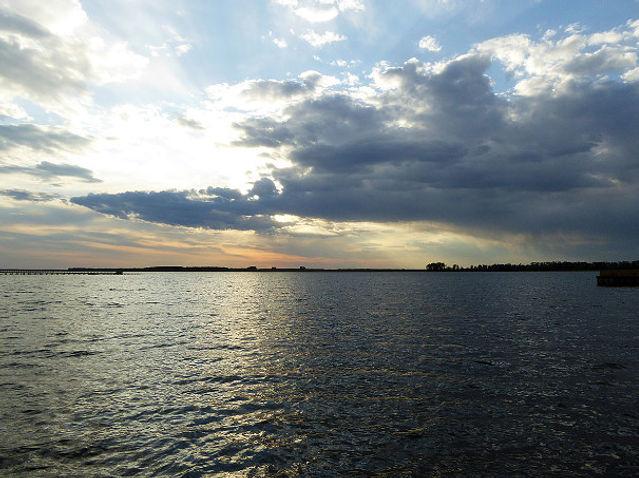 Данилово озеро. Муромцево. Фото Надь Татьяны