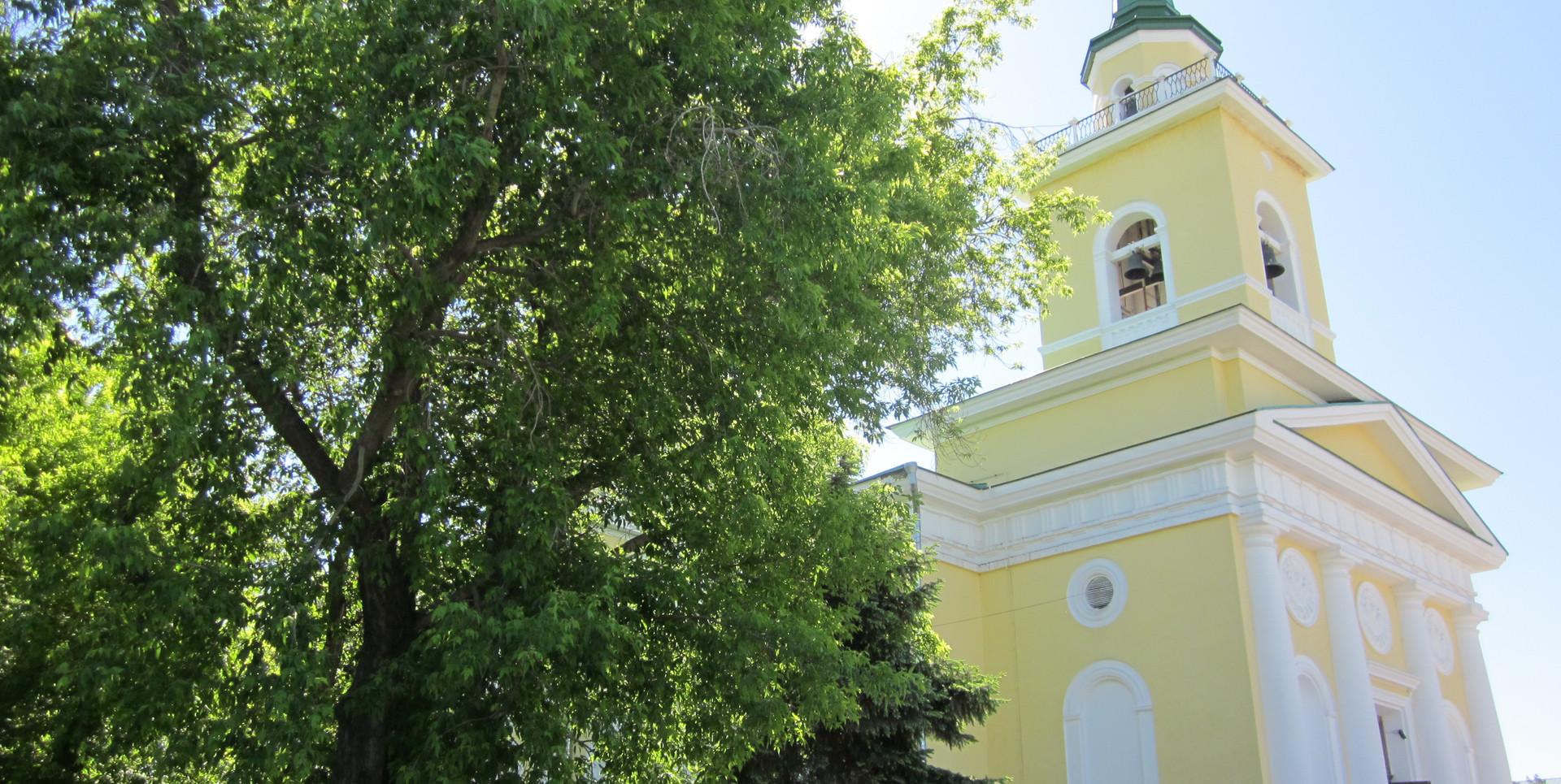 Свято-Никольский Казачий собор