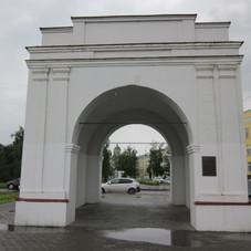 Омские ворота