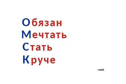 Названия омских улиц — бренд города