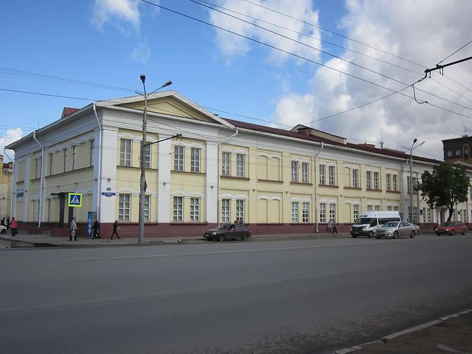 Суконная фабрика Омск