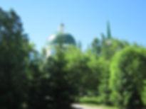 Никольская площадь. Омск