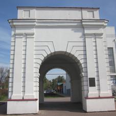 Ирышские ворота