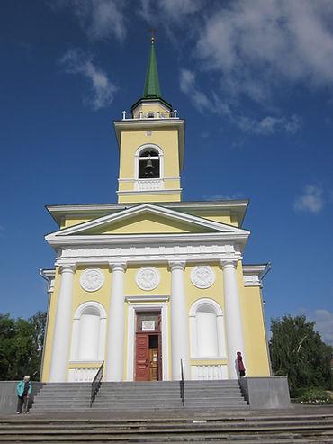 Никольская войсковая казачья церковь