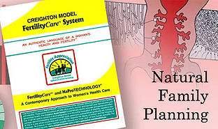 Natural Family Planning class with the Creighton Method at The Nest, Lakeland