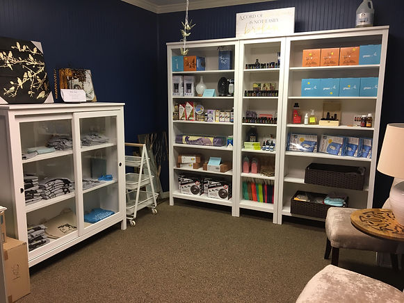 The Nest, Lakeland - maternity and baby clothes, essential oils, diffusers, amber necklaces, and more!