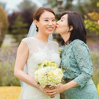 Susan & Hochung