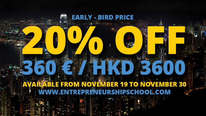EWS Hong Kong 2015: 20% discount!