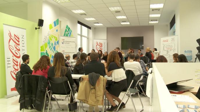 Entrepreneurship School Greece has started!