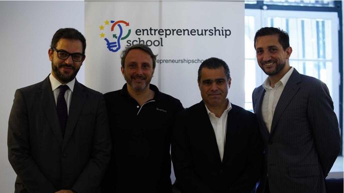 Chegou a Portugal a 1.ª edição da Entrepreneurship School-Economia