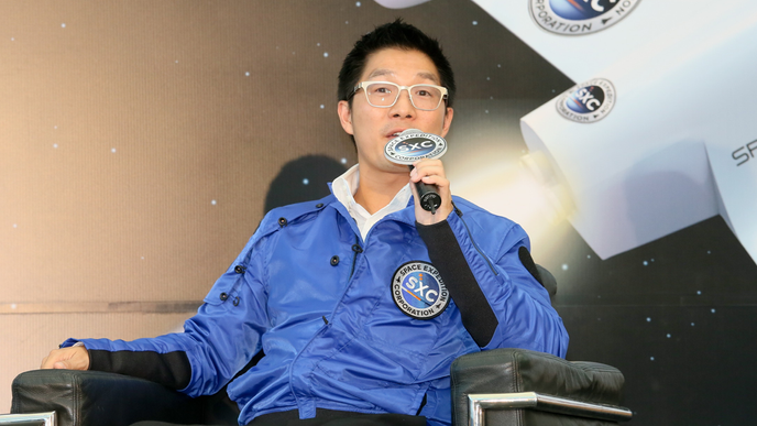 Alex Tang, CEO of XCOR Asia, speaker at the EWS Hong Kong 2015