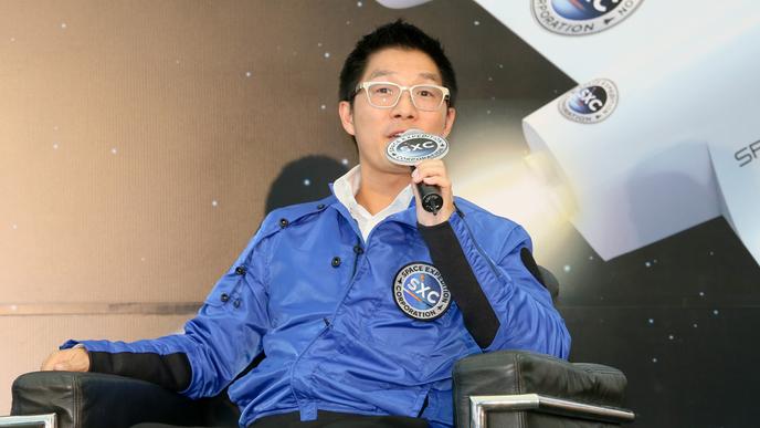 Alex Tang, CEO of XCOR Asia, speaker at the EWS Hong Kong 2015