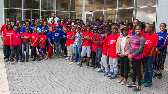 Article - Boeing's Coding Summer School to hold in Nairobi this October