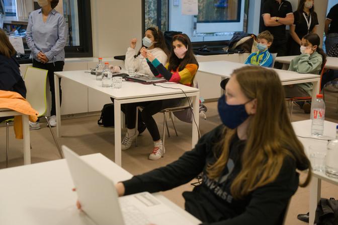 LaLibre - Apprendre aux jeunes à (dé)coder