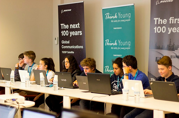 #CodingSummerSchool: Aerospace visionaries of tomorrow take off in Brussels - investedineurope.eu