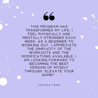 Jessica Tran Review