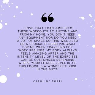 Caroline Torti Review