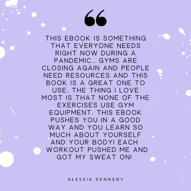 Alessia Kennedy Review