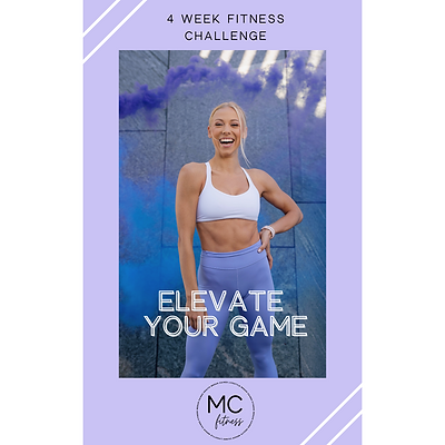 ELEVATE YOUR GAME