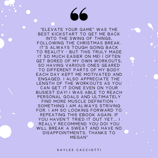Kaylee Cacciotti Review