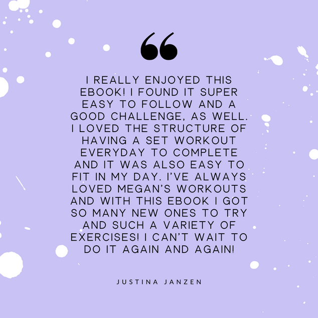 Justina Janzen Review
