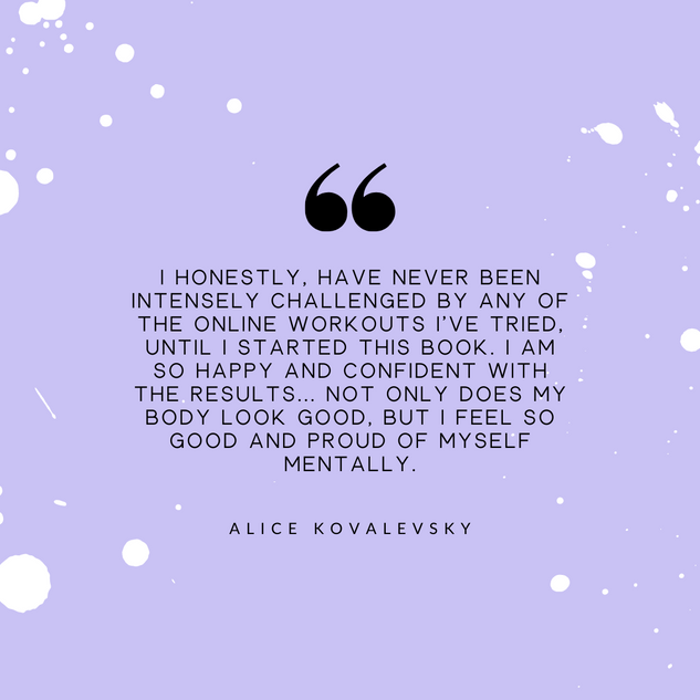 Alice Kovalevsky Review