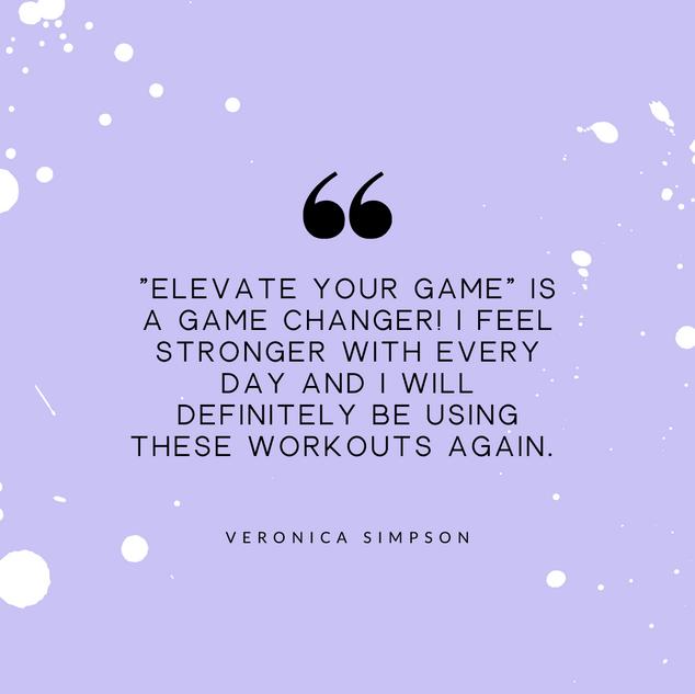 Veronica Simpson Review