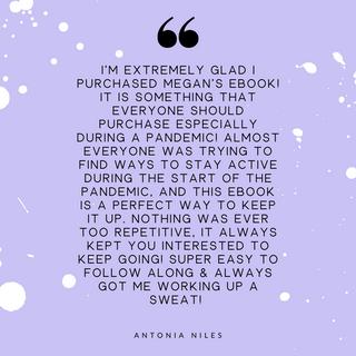 Antonia Niles Review