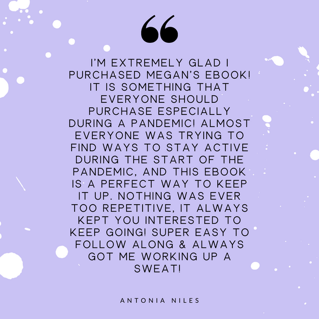 Antonia Niles Review