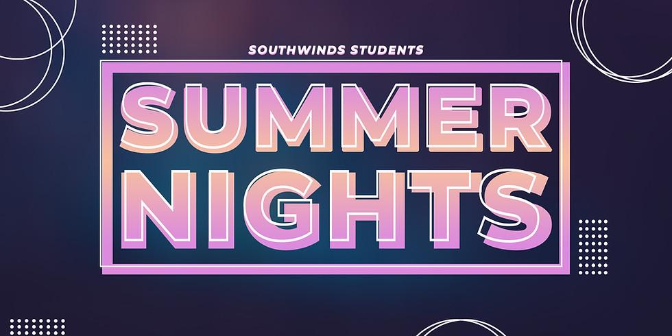 Summer Nights: Dodgeball Night