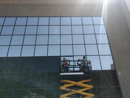 התייעלות אנרגטית של מבנה משרדים
