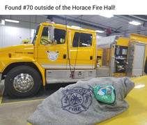 Horace Fire Hall - Horace, ND