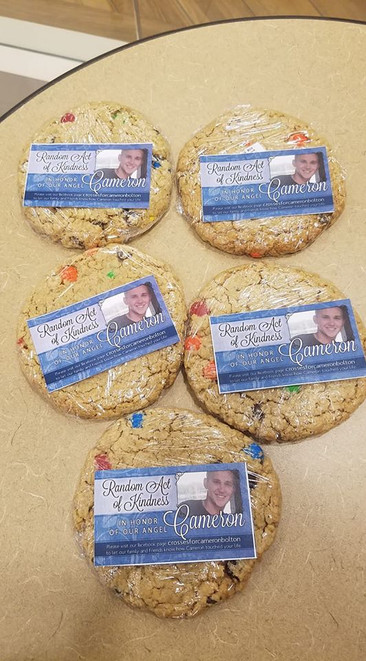 Pay it forward Cookies