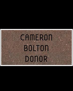 crosses for cameron bricks