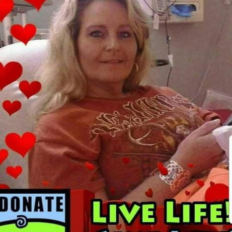 Tina - Liver Recipient