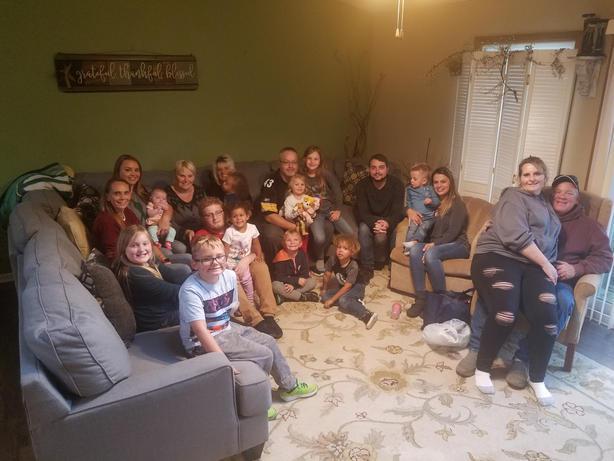 Tina - Liver Recipient & Camerons Family