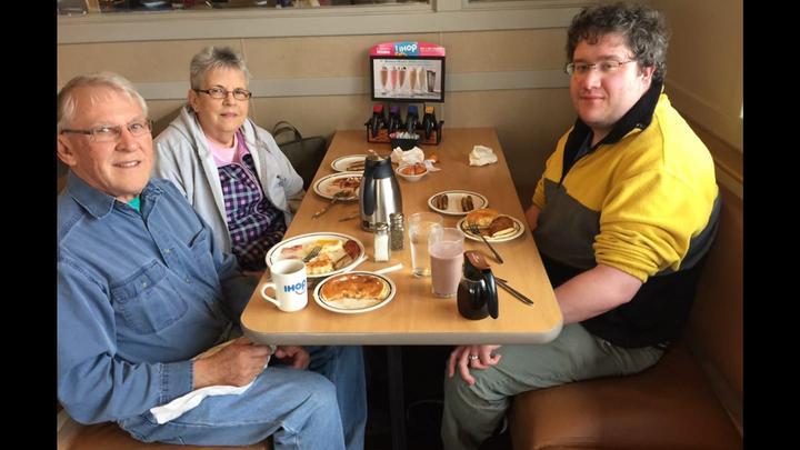 Jeremy - Heart Recipient & Camerons Maternal Grandparents