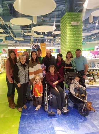 Terri - Kidney Recipient & Camerons Family