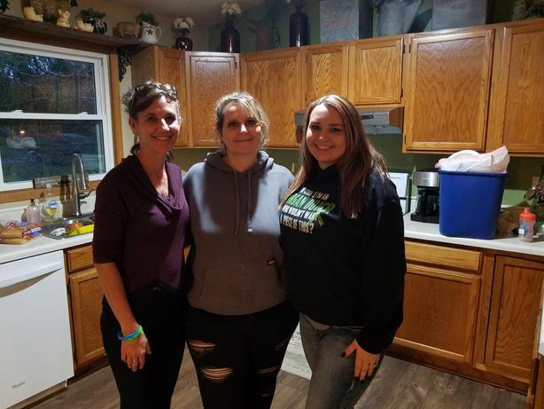 Tina - Liver Recipient & Camerons Mother Sarah